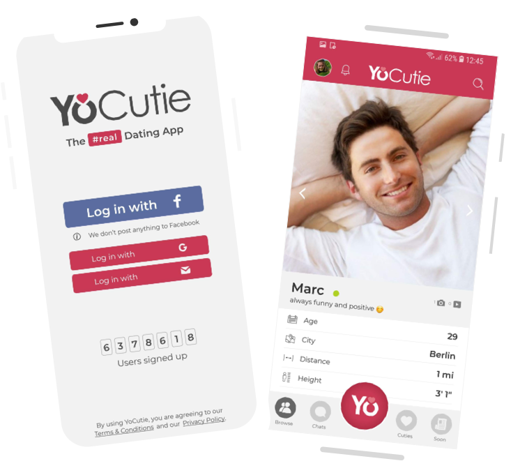 Dating-Website in norüber